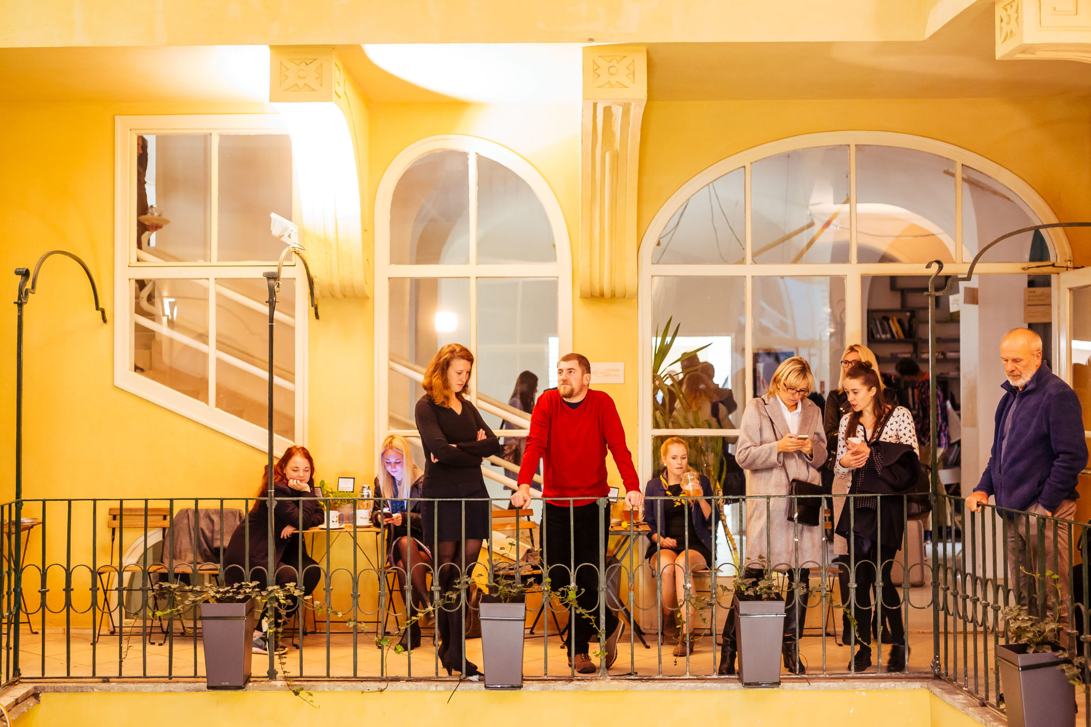 prazske kreativni centrum opening 2017